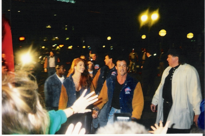 Planet Hollywood London Mel Gibson