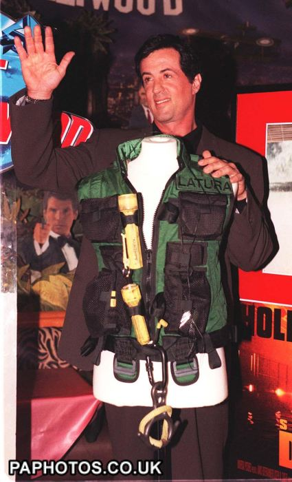 sylvester stallone-at-planet-hollywood