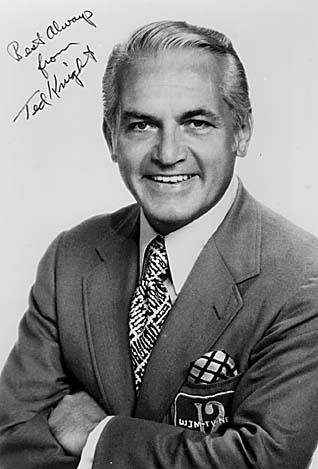 Ted Knight As Ted Baxter