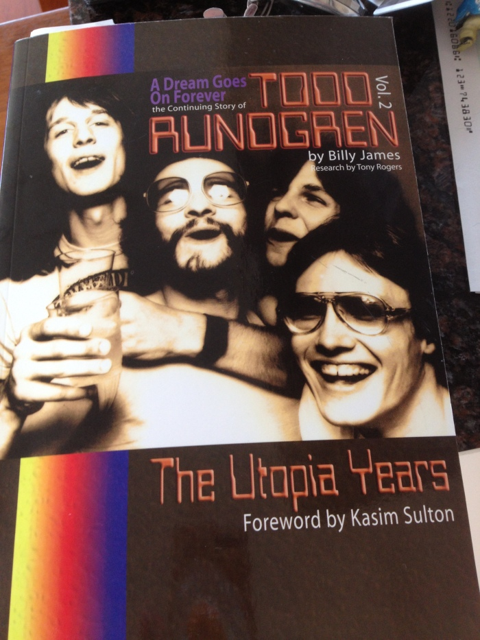 Todd Rundgren biography