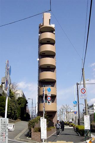 world's skinniest house