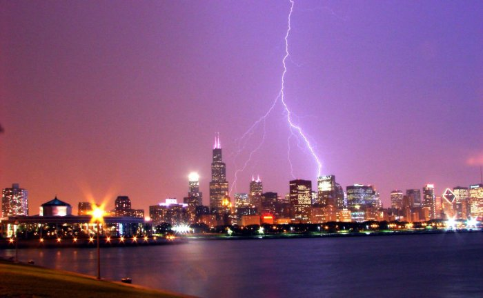 Chicago lighning