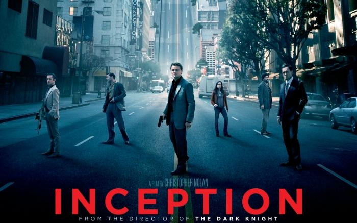 Inception film fight club