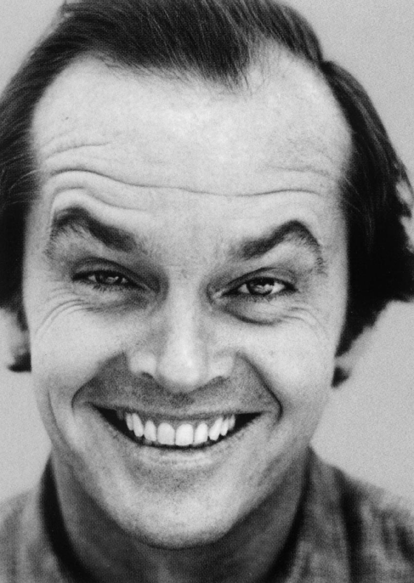 Jack Nicholson Retires...