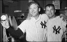 Mickey Mantle and JIm bouton best baseball anecdote