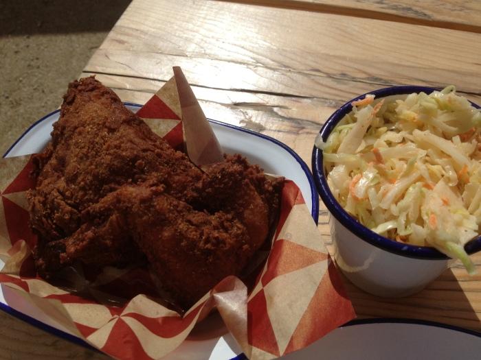 Parsons Chicken and Fish fried chicken chicago