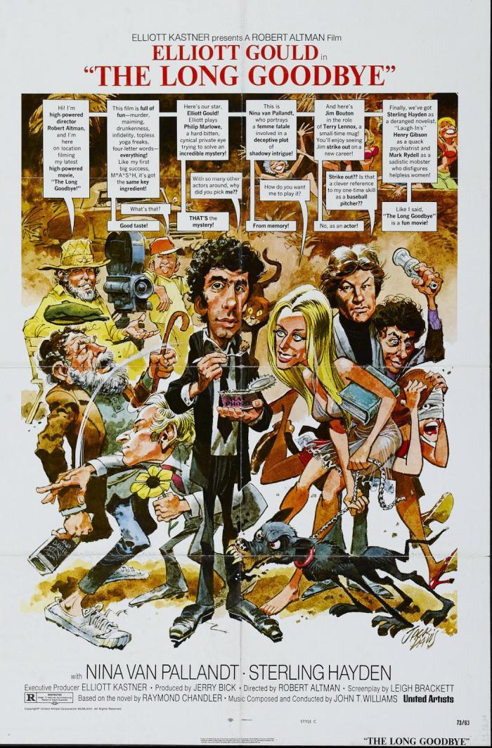 Robert Altman The Long Goodbye
