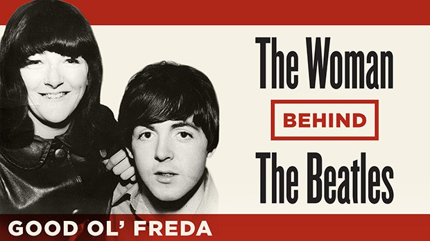 The Woman Behind The Beatles