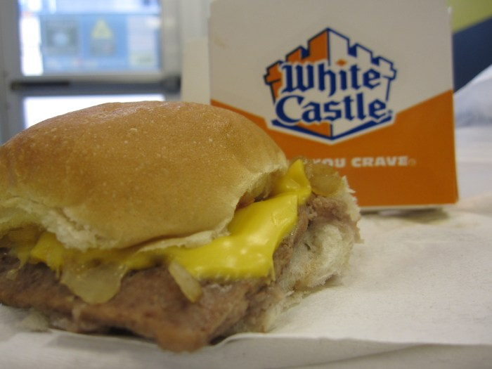 white castle national cheeseburger day