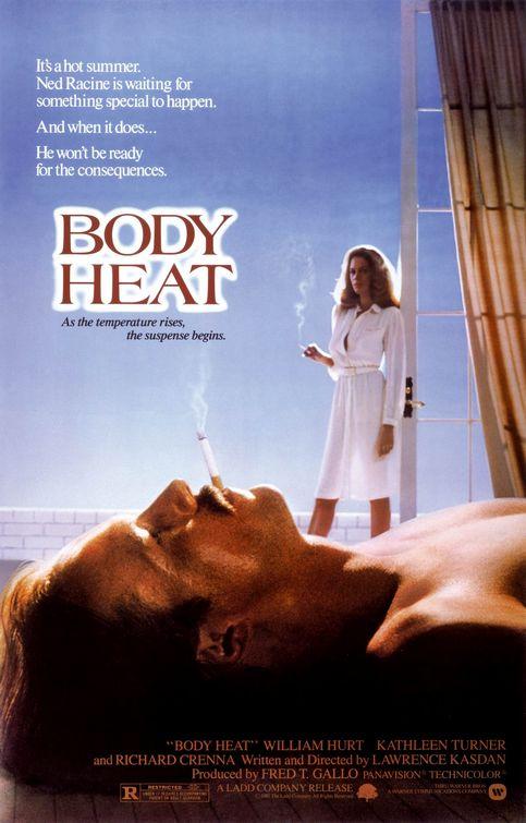 body heat film noir