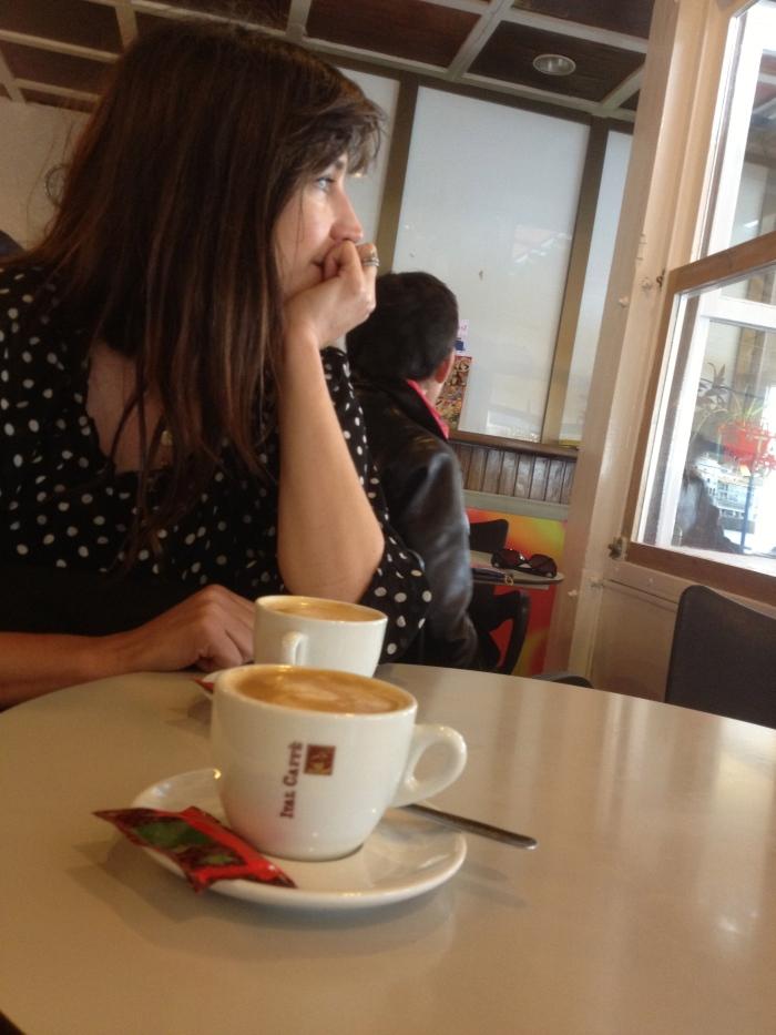 Cadaques coffee Alex Duda