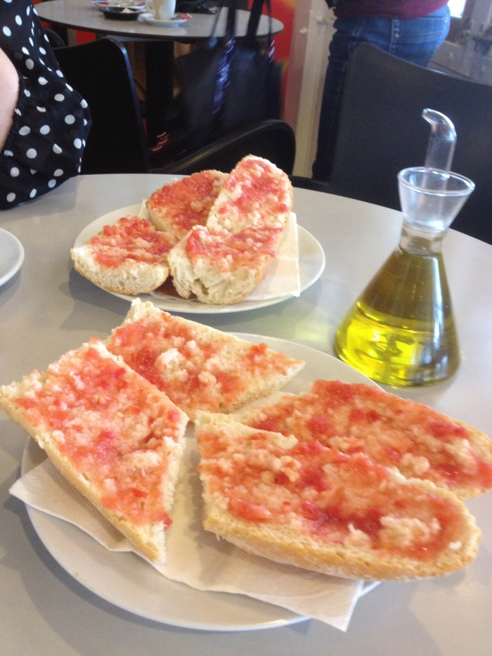 Cadaques peasant bread