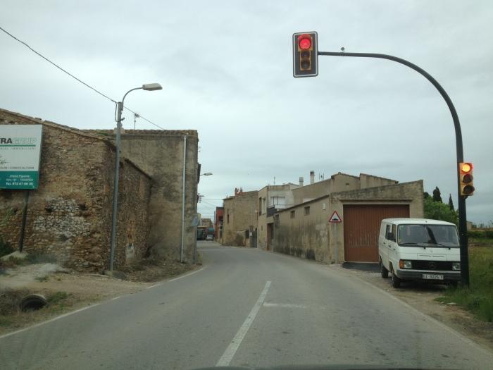 Costa Brava highway to Cadaques
