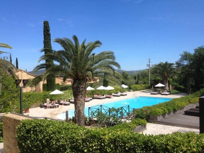 Costa Brava hotel pool