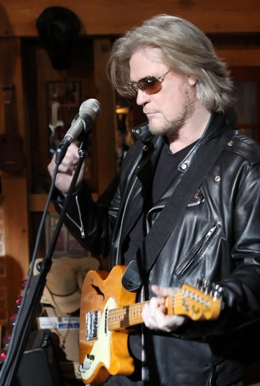 Daryl Hall musical artist