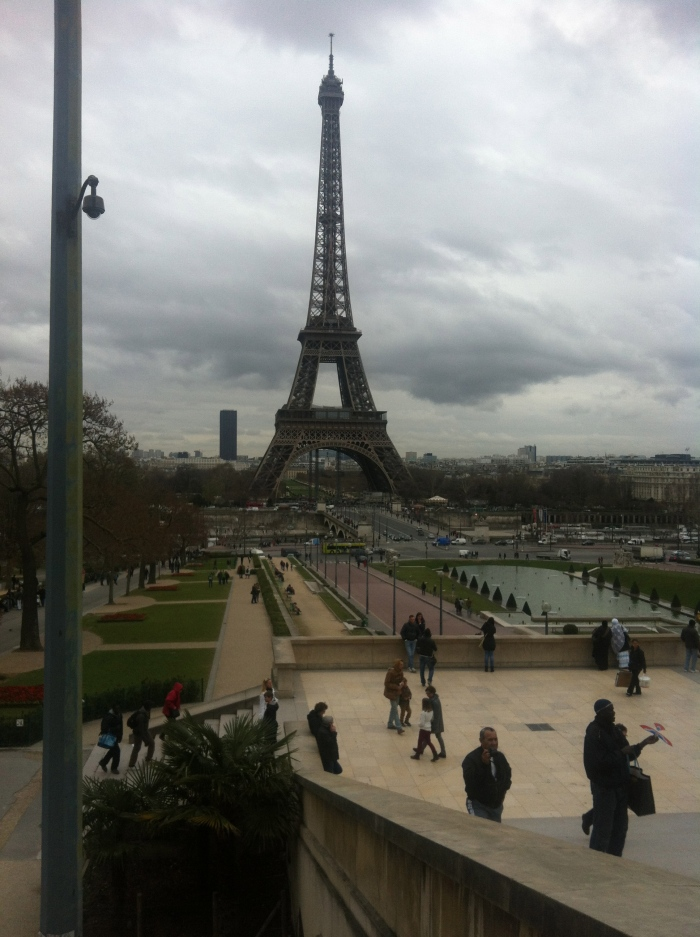 Eiffel Tower Paris travel secrets