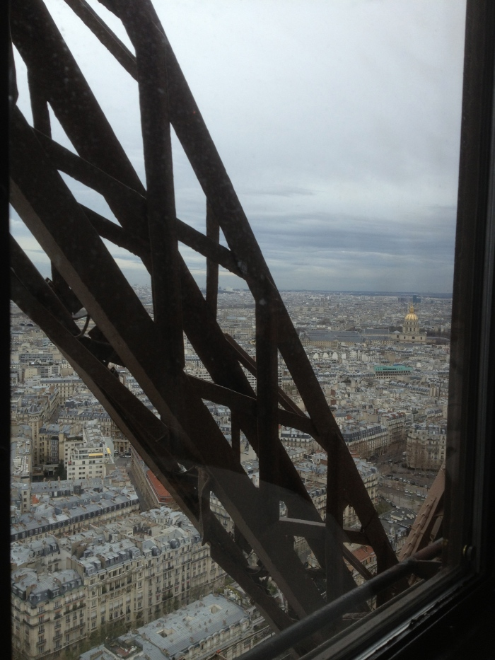 Eiffel Tower secrets