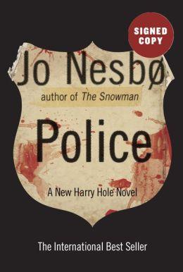 new Jo Nesbo Police