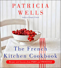 new Patricia Wells french cookbook