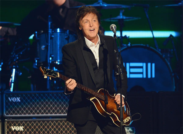Paul McCartney new CD review