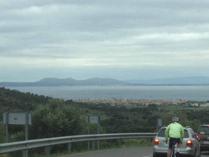 road to Cadaques Spain