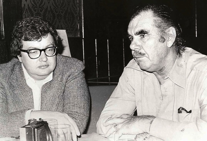 russ meyer and roger ebert