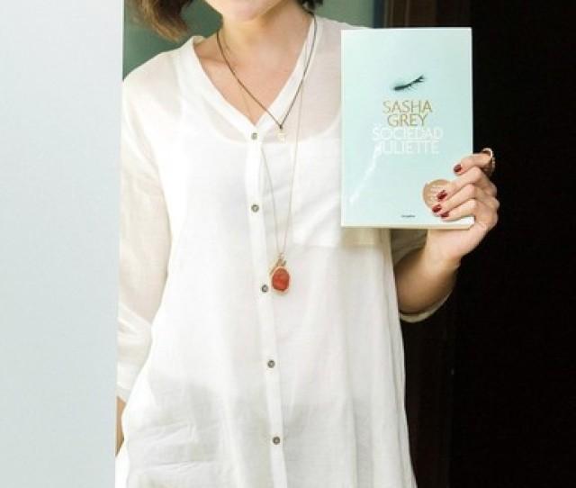 Sasha Grey Book And Video