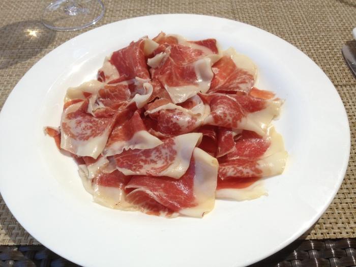 spain's famous iberico ham