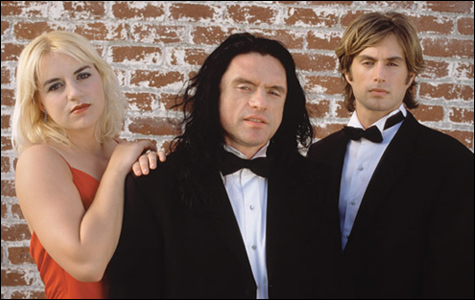 The Room cast