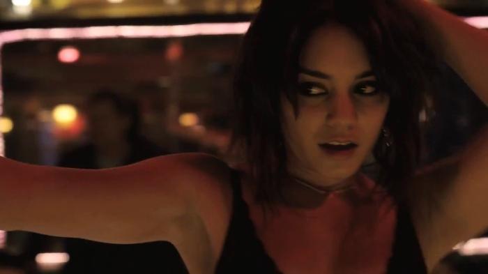 Vanessa Hudgens Stripping