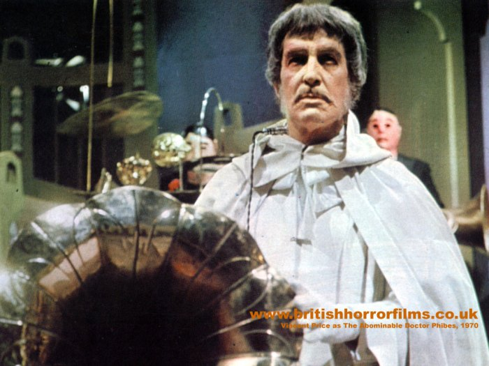 Vincent Price Dr. Phibes
