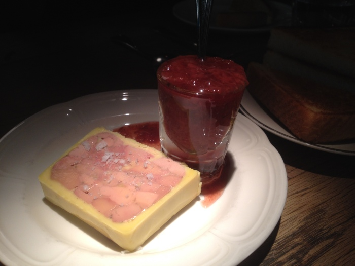 Au Cheval foie gras