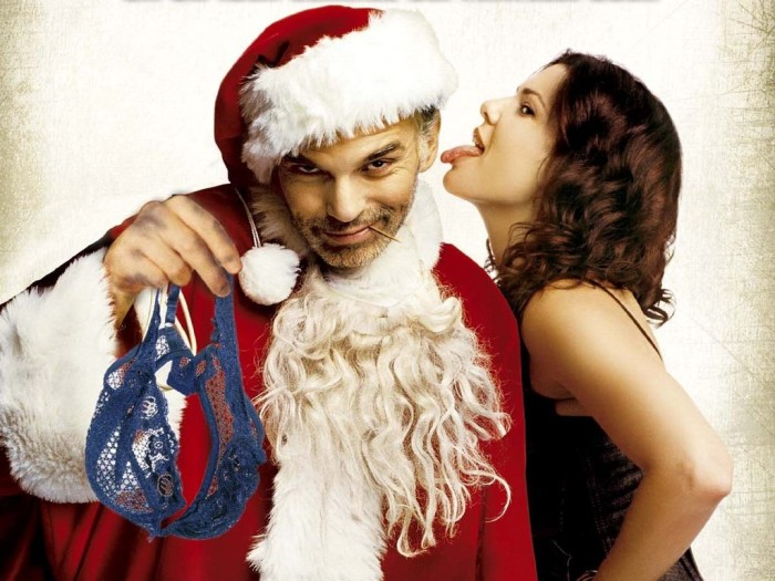 bad-santa best holiday movies