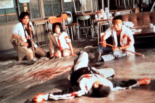 bloody japanese movies