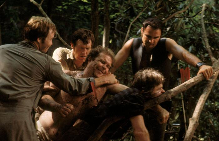 deliverance rape scene