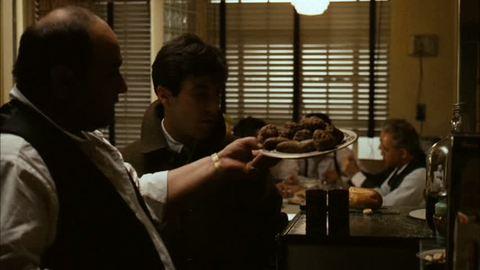 godfather meatballs