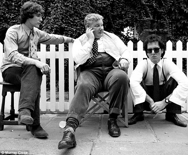 Richard Griffiths RIP