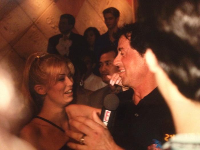 Sylvester Stallone Jenna Jameson