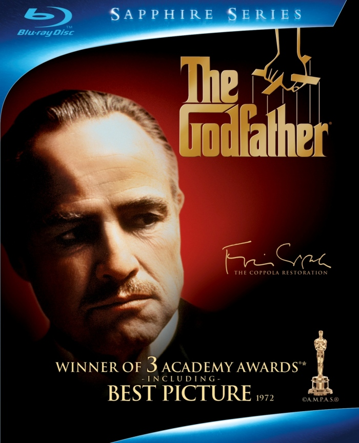 the godfather blu ray special edition