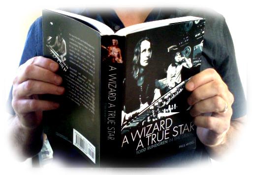 Todd Rundgren music producer book