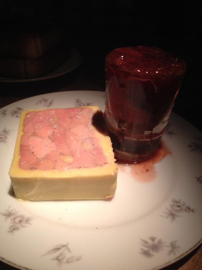 World's best foie gras