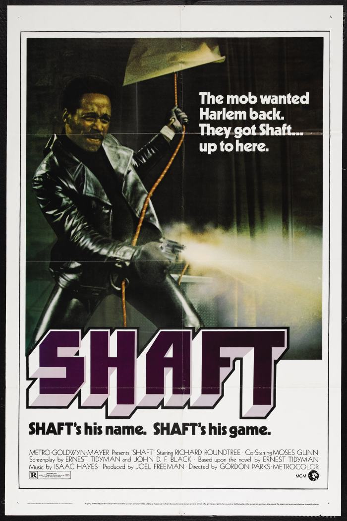 best action movies Shaft