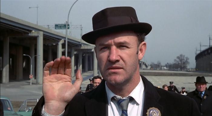 Best Actor Gene Hackman