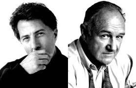 Dustin Hoffman Gene Hackman