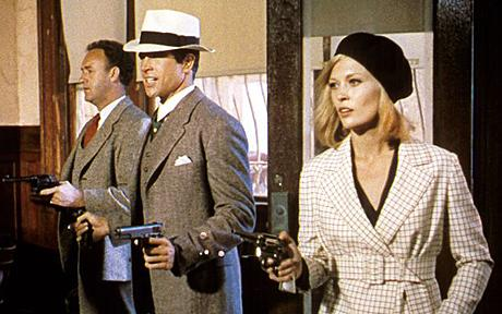 Film BONNIE AND CLYDE