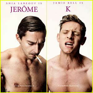 shia-labeouf-jamie-bell-shirtless-nymphomaniac-posters