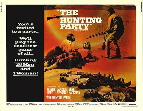 The Hunting Party best western movie