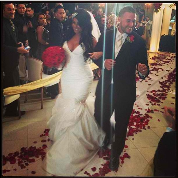 Jerseylcious Tracy DiMarco And Cory Wedding