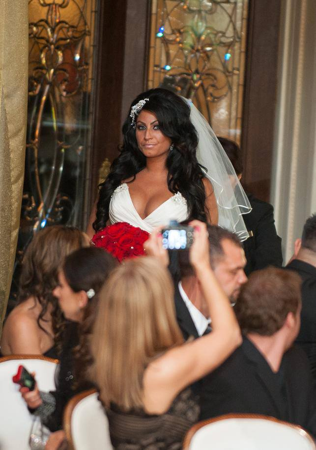 Jerseylicious wedding