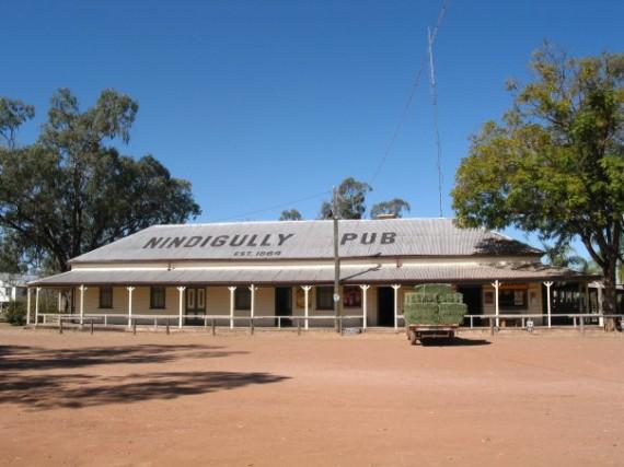 Australian outback pubs